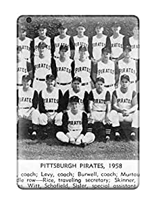 1958 pittsburgh pirates MLB Sports & Colleges best iPad Air cases
