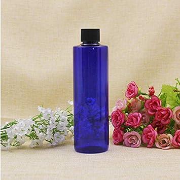 7c10cd1e0a1e Amazon.com : YyZKO one piece 250ml PET bottle with cola cap, plastic ...