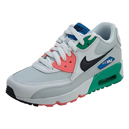 size 40 ee879 c4282 Galleon - NIKE Air Max 90 LTR (gs) Big Kids 833412-110 Size 3.5