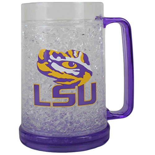 Duck House LSU Tigers Crystal Freezer Mug