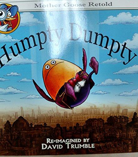 Humpty Dumpty Mother Goose - 2