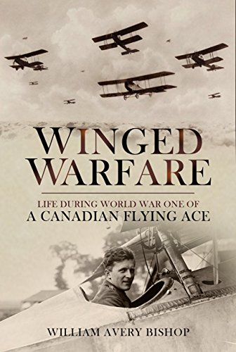 Winged Warfare by [Bishop, William Avery ]