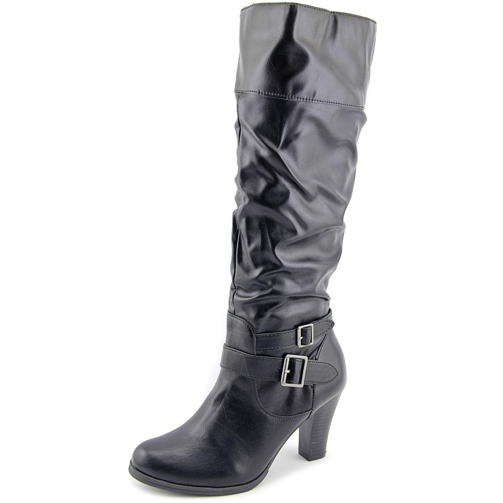 Style & Co. Womens Rudyy Closed Toe Knee High Fashion Boots, Black, 5.0
