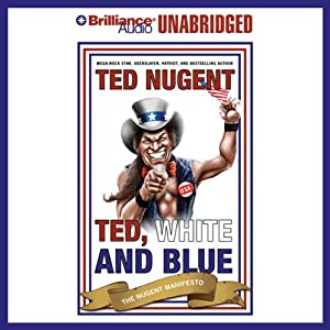 Ted, White, and Blue Audiobook