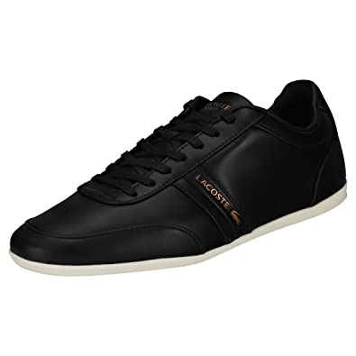 46abb6dce1a38d Lacoste Storda 318 2 Us Mens Trainers Black - 8 UK