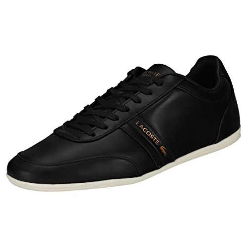 Lacoste Storda 318 2 Us Mens Trainers Black - 8 UK