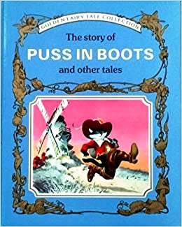 Vintage Classic Fairy Tales Collection The Frog King and Puss in Boots Kaiser 1982