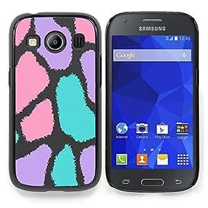 "Planetar ( Dulces para niños de cumpleaños rosada"" ) Samsung Galaxy Ace Style LTE/ G357 Fundas Cover Cubre Hard Case Cover"