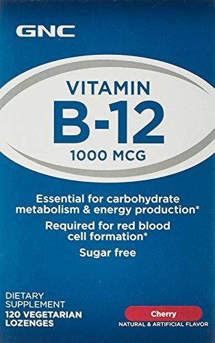 GNC Vitamin B 12 1000 MCG