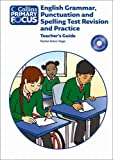 English Grammar, Punctuation and Spelling Test Revision and Practice