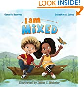 #6: I Am Mixed (I Am Book)