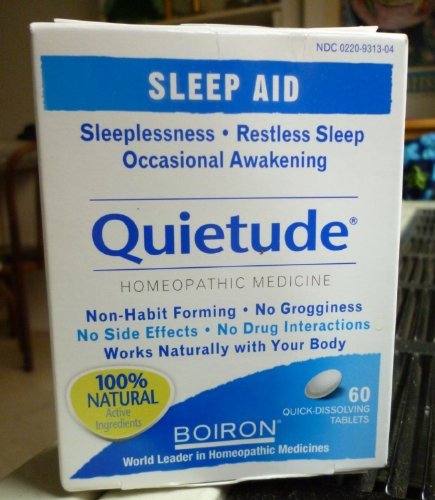 BOIRON QUIETUDE/RESTLESS SLEEP, 60 TAB