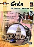 Drum Atlas Cuba: Your passport to a new world of music, Book & CD by Pete Sweeney (2009-01-01)