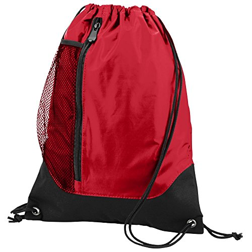 Augusta Sportswear TRES DRAWSTRING BACKPACK