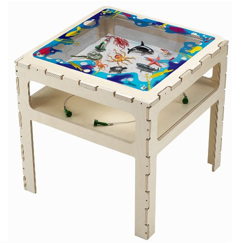 Anatex Magnetic Sea Life Table Bug Life Play Table