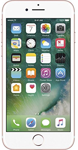 Apple iPhone 7 32GB Unlocked GSM 4G LTE Quad-Core Phone w/ 12MP Camera - (Verizon) Rose Gold