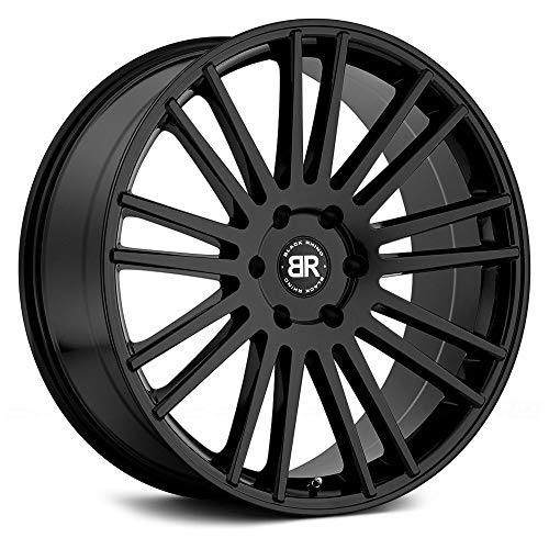 Amazon Com Black Rhino Kruger Black Wheel With Painted Finish 20 X