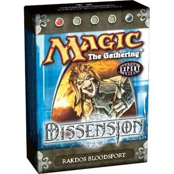 Magic the Gathering MTG Dissension Rakdos Bloodsport Theme (Ice Age Booster Box)