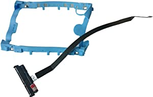 aGood HDD/SSD Hard Drive Caddy & SATA Flex Cable Connector Kit for HP Envy 15 15-j105tx 15-J 15-Q Compatible with DW15 6017B0421601 6017B0416801