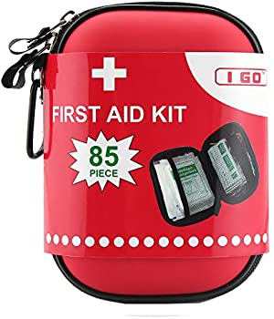 I Go 85-Piece Compact First Aid Kit