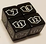 24x Counter, Negative, Goyf & Loyalty Dice for