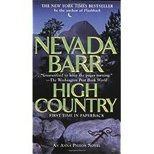High Country (An Anna Pigeon Novel)