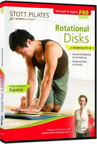 (STOTT PILATES Rotational Disks  (English/Spanish))