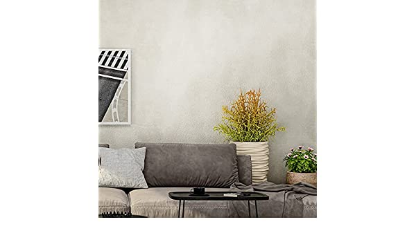 hot sale online c9eb3 448cf American style Industrial wind Pvc Wallpaper, Vintage Cement wall paper  Plain Living room Caf茅 Tv background wall-A 0.53m10m(20.8x393.7inch) - -  Amazon.com
