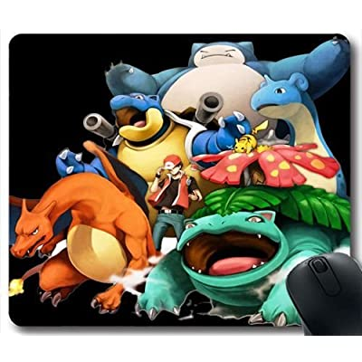 Pokemon N19B6Y Gaming Mouse Pad/tapis de souris,Custom Mousepad