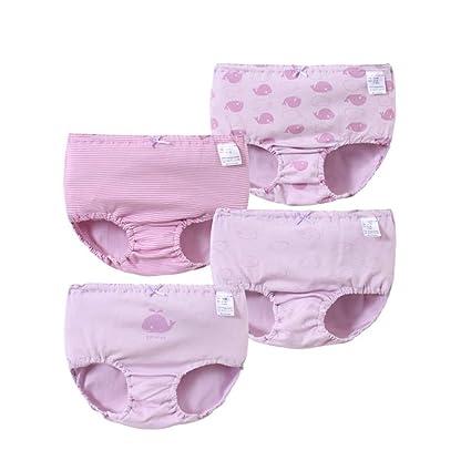 ffc7d001744e Baby Panties Kids Underwear Soft Cotton Cute Girls Underwear Assorted  Panties Brief for Children Vogue Underwear