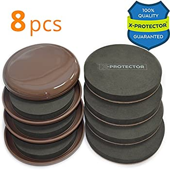 Furniture Sliders XPROTECTOR BEST Pack Inch Furniture - Furniture moving sliders
