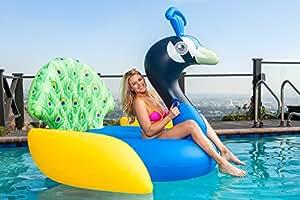 CocoCabana Pool Lounge Peacock
