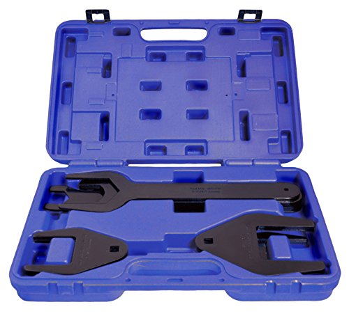 Astro 7895 10-Piece Fan Clutch Wrench Set by Astro Pneumatic Tool