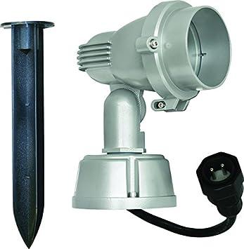 Easylight S9L405333 Spot à fixer/planter GU10 50 W: Amazon.fr: Bricolage