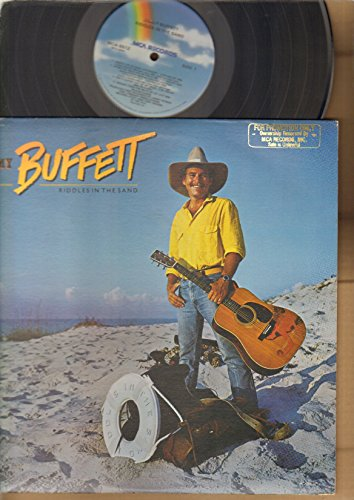 Buffett,jimmy riddles in the sand