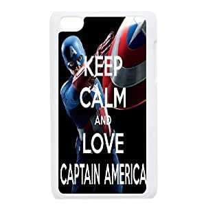 Marvel Hero Caption American series durable cases FOR IPod Touch 4th HQV479672596