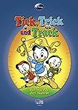 Tick, Trick und Track: Ein Trio mit drei Bürzeln