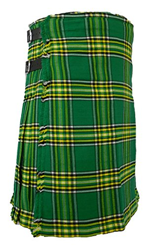 Scottish Kilt Irish Tartan 16 oz - Kilt Irish