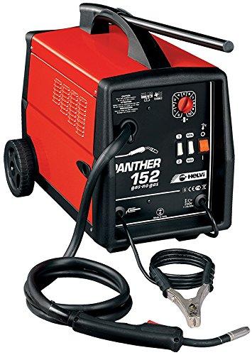 Equipo portátil de hilo continuo, mono ventilado HELVI Panther 152