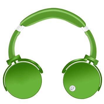 Auriculares Bluetooth Para TeléFonos Celulares CancelacióN De Ruido EstéReo Csrv4.2 Tarjeta Subwoofer Head-Mounted Headset: Amazon.es: Bricolaje y ...