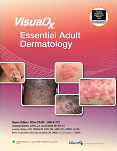 VisualDx: Essential Adult Dermatology (VisualDx: The Modern