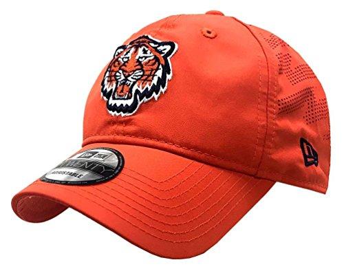New Era MLB Detriot Tigers Alt. 2 Batting Practice Baseball Hat 9Twenty Cap Orange ()