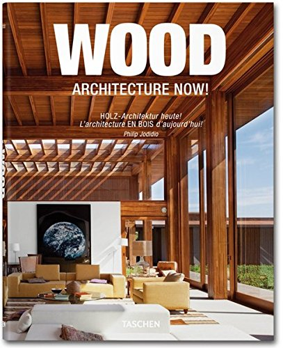 Wood architecture now vol. 1-trilingue - mi: Amazon.es: Jodidio, Philip: Libros en idiomas extranjeros