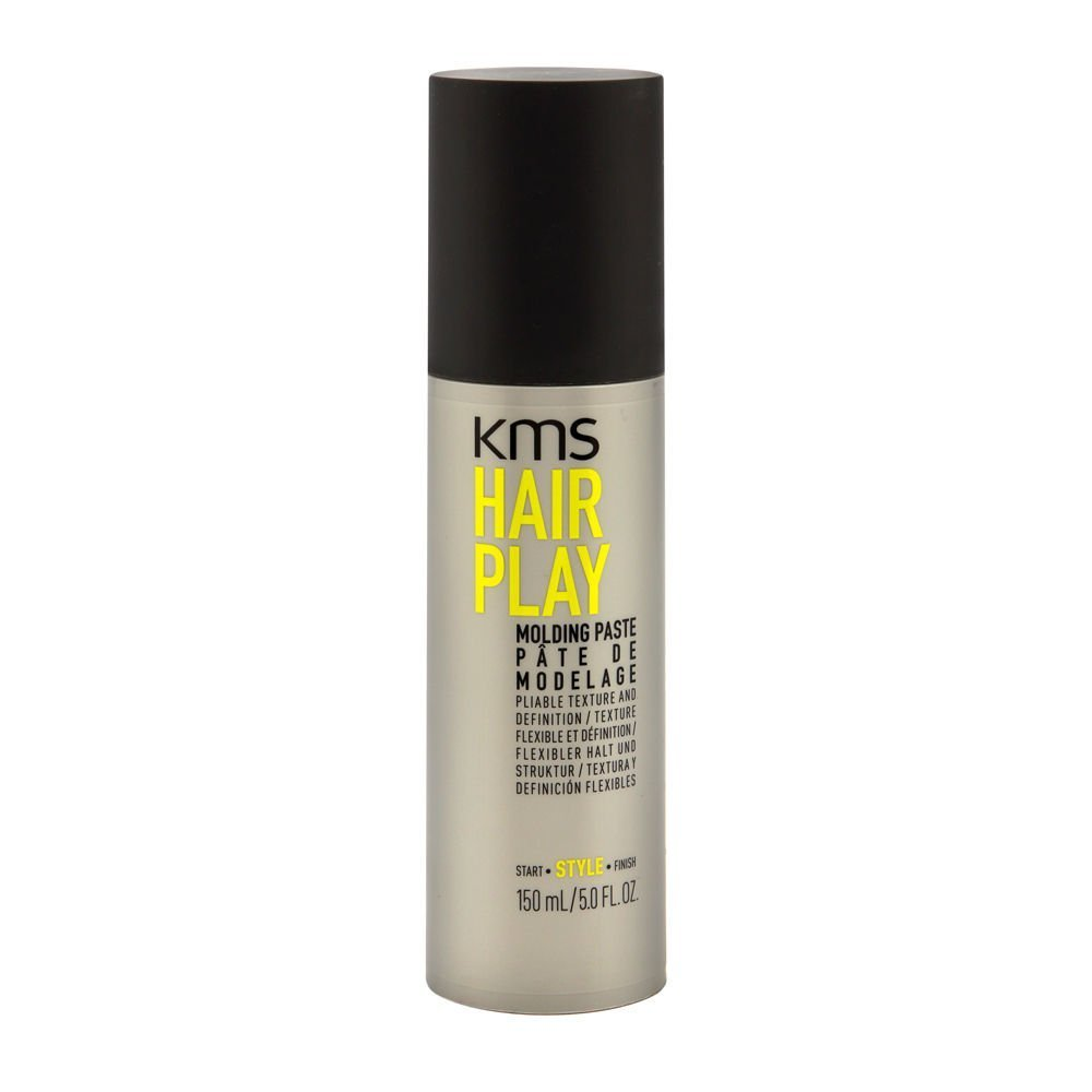 KMS HAIRPLAY Molding Paste Provides Texture, Natural Shine, Pliable Hold & Definition Unisex, 5 oz Mainspring America Inc. DBA Direct Cosmetics 137043