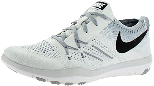 b02d56309545f Image Unavailable. Image not available for. Color  Nike Women WomenS Nike  Free Focus Flyknit Training (white   black-wolf grey)