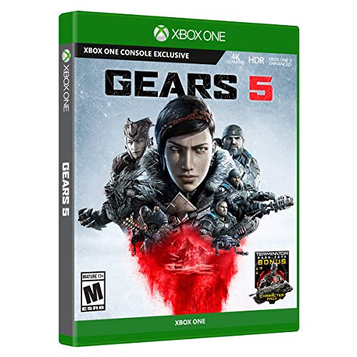 From one of gaming's most acclaimed sagas, Gearsis bigger than ever, with five thrilling modes and the deepest campaign yet.With all out war descending,KaitDiaz breaks awayto uncoverher connection to the enemyanddiscoversthe true danger to S...
