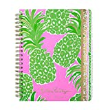Lilly Pulitzer 17 month Jumbo Agenda 2017-2018 (Pineapple Pink)