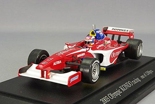 1/43 フォーミュラニッポン2003 オリンピック KONDO racing Sammy#4(レッド×ホワイト×ダークブルー) 「RACING CAR COLLECTION」 43504