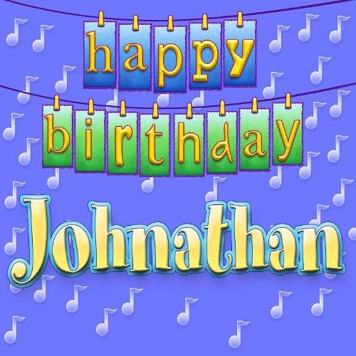 Happy Birthday To Walkonby Jan 30: Happy Birthday Jonathan By Ingrid DuMosch On Amazon Music