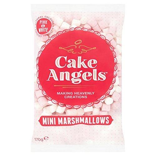 Afbeeldingsresultaat voor mini marshmallows angels